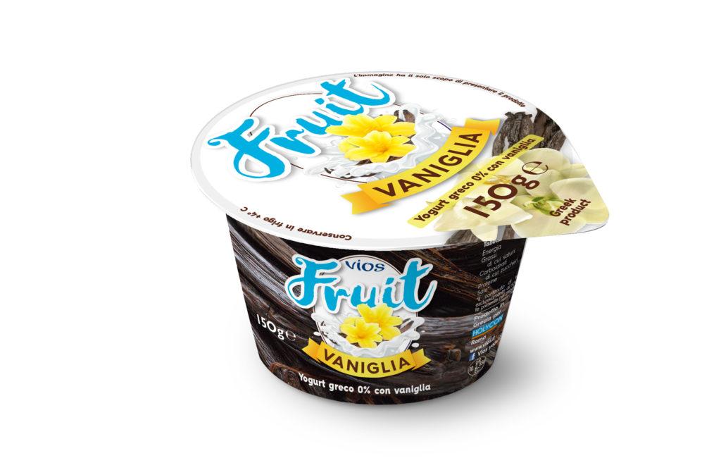 Vios Fruit Vaniglia
