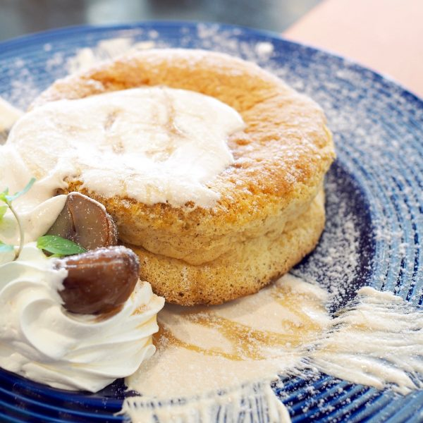 Pancake allo yogurt greco