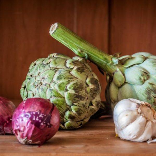 Carciofi e yogurt greco, benessere in cucina