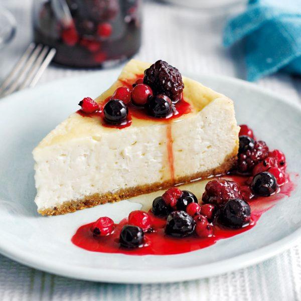 Cheesecake allo yogurt greco Vios